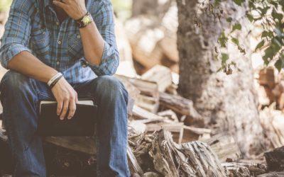 ¿Cómo estudiar la Biblia sin otros recursos?